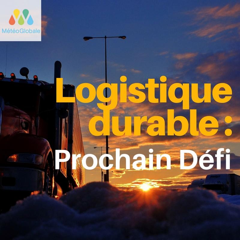 logistique durable