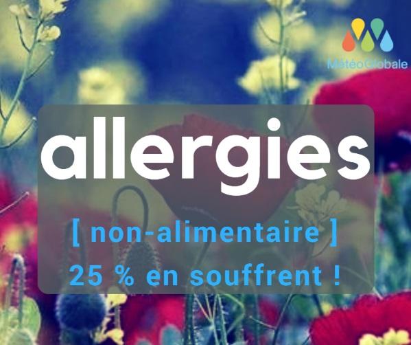 allergie non-alimentaire