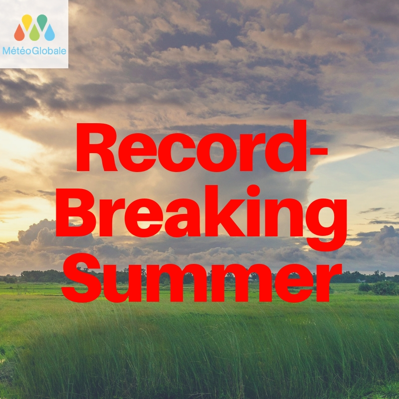 record breaking summer