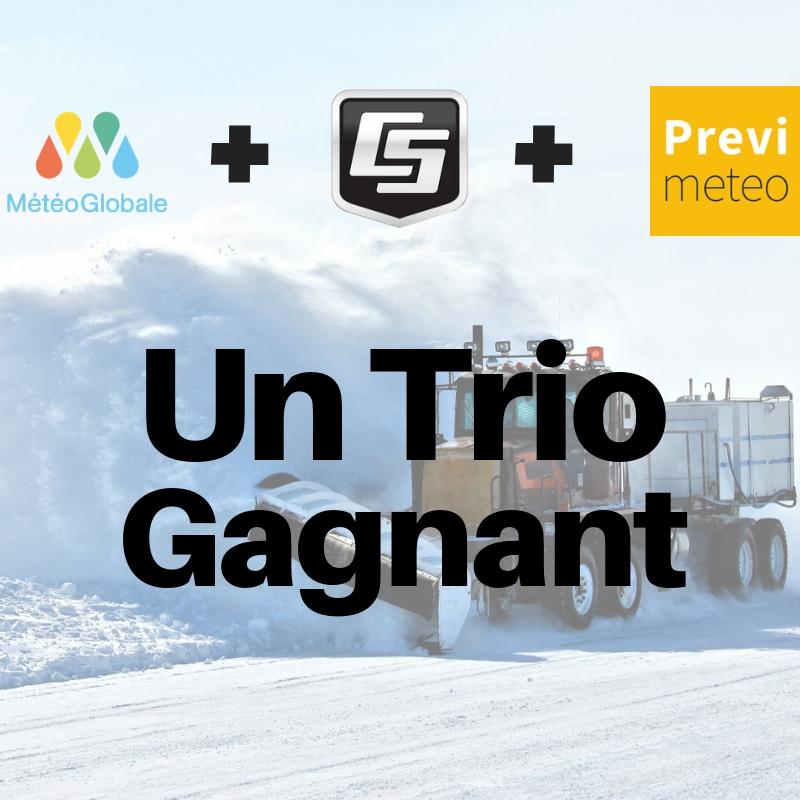 MeteoGlobale PreviMeteo & Campbell Scientific un trio gagnant