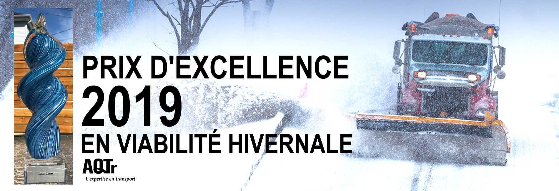 AQTR Excellence 2019 Viabilité Hivernale