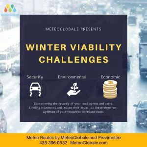 Meteo Routes winter viability by MeteoGlobale