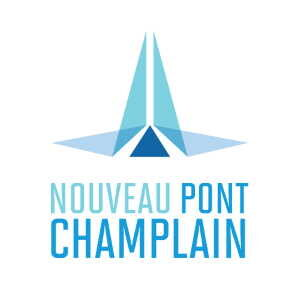 Signature sur le Saint-Laurent - Nouveau Pont Champlain